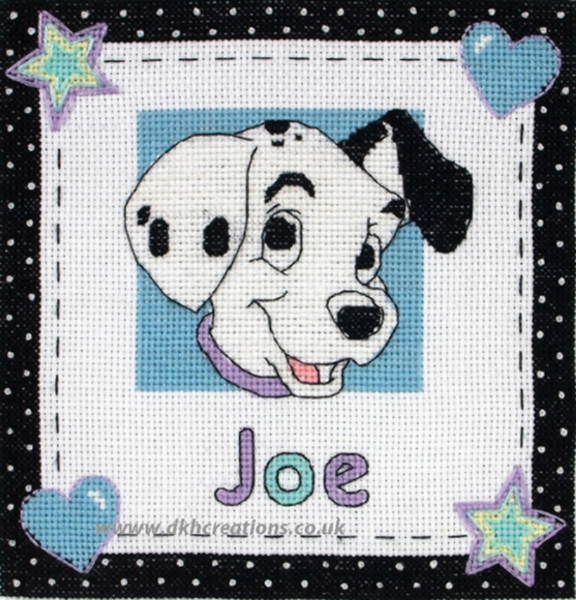 Disney Dalmatian Boy Cross Stitch Kit